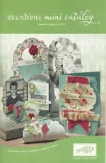 2012 Occasions Mini Catalog
