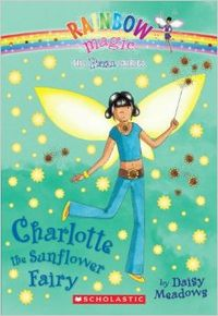 Rainbow Magic Charlotte the Sunflower Fairy
